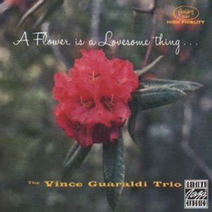vince guaraldi trio personnel a flower is a lovesome thing wikipedia