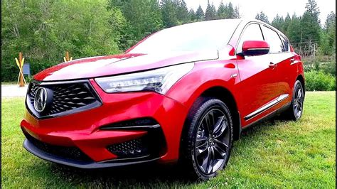 Allnew 2019 Acura Rdx Reviewbig Step Forward Youtube