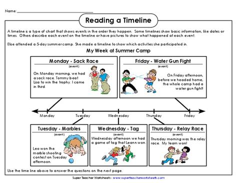 counting number worksheets 187 timeline worksheets for 5th