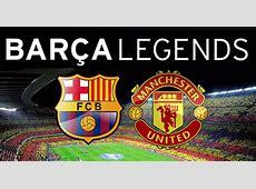 Manchester United Legends Barcelona Legends EN VIVO