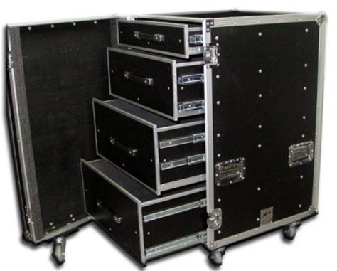 5 drawer chest of drawers pro cases workboxes ata cases custom cases flight