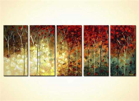 painting  sale  multi panel canvas landscape