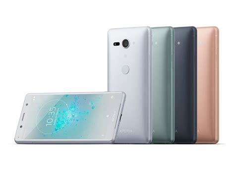smartphone panasonic sony xperia xz2 compact price specifications features