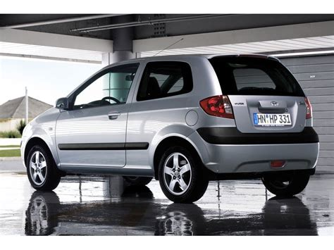 Hyundai Getz Images: Interior and Exterior Car Photos ...