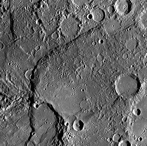 Mercury's Surface Features   Exploring the Planets ...