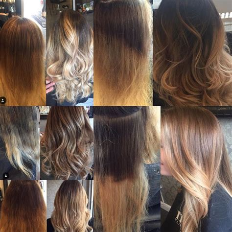 Badombres Bad Ombre Hair Color Makeover From Bad To