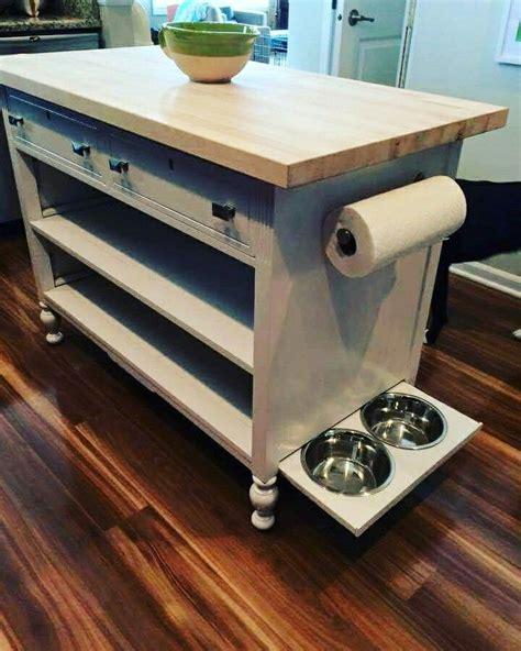 repinned dresser kitchen island repurposed furniture