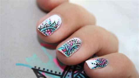 15 Summer Nail Art Designs That Are So Vivid