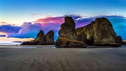 4k Dawn Sunset Sand Landscape Wallpapers Desktop