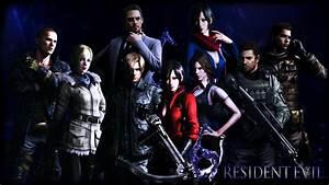 Resident Evil 6 Wallpaper By Ed2735 On DeviantArt