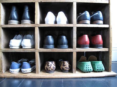 pigeon hole shoe rack house closetsorganizing ideas