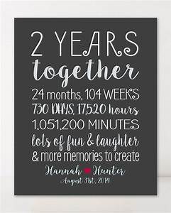 2 year anniversary gifts for boyfriend gift for him With 2 year wedding anniversary gifts for him