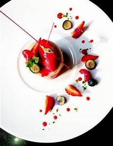 Assiette A Dessert : 176 best images about dressage d 39 assiette on pinterest restaurant un and joel robuchon ~ Teatrodelosmanantiales.com Idées de Décoration