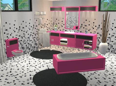 mod  sims manhattan bathroom   ikea colors