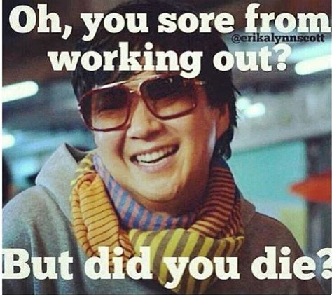 Sore Muscles Meme - quotes about sore muscles quotesgram