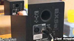 How To Connect A Subwoofer To Reference Monitor Speakers