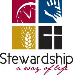 Sunday Time Talent Treasure Stewardship