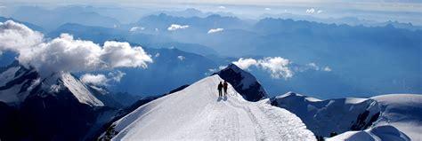 photo du mont blanc mont blanc en 2 jours guides gervais mont blanc
