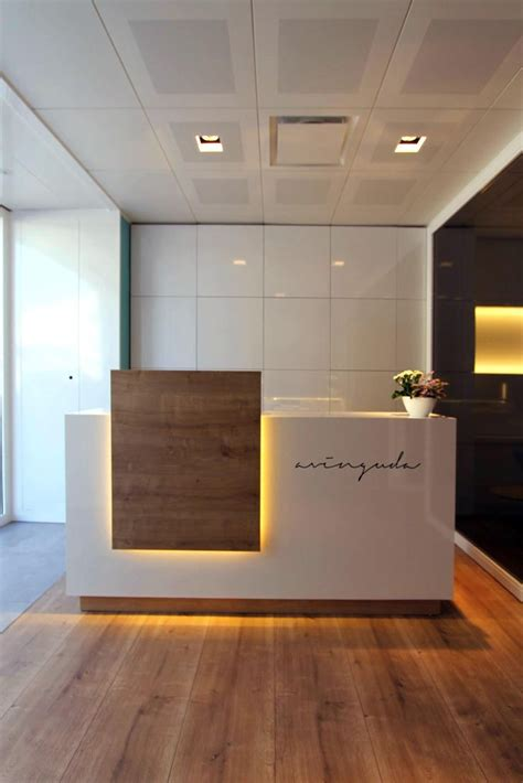 bureau reception best 25 modern reception area ideas on office