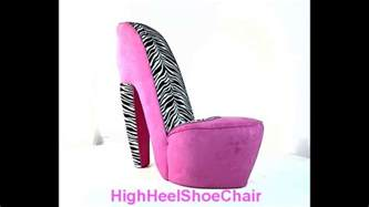 high heel shoe chair fs heel