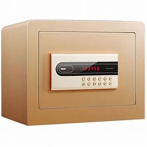 ospon hotel office digital safe box household mini safe With documents safety deposit box