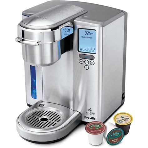 Breville Keurig   Gourmet Single Serve Coffee Maker   The Green Head