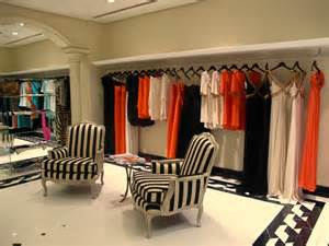 Boutique Clothing Store Interior