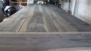 Best Stain For Ipe Deck by Grey Wood Stain On Pine
