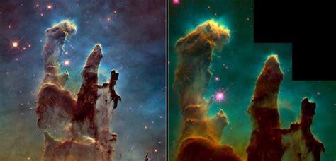 hubble  pillars  creation