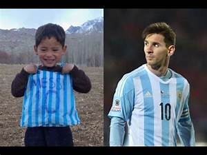 Messi Reaction To Crying Young Fan!! This Is Respect | Doovi