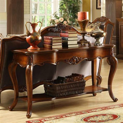 classic american wooden console table dk ajj china