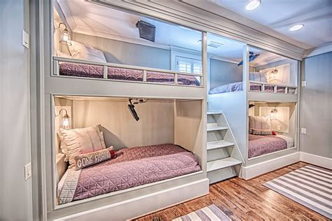 37291 built in bunk beds built in bunk bed design and installation toulmin