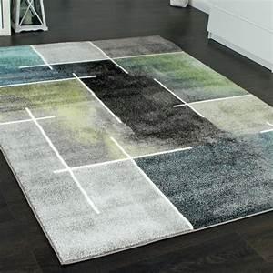 Teppich Grau Modern : teppich design bunt ~ Whattoseeinmadrid.com Haus und Dekorationen