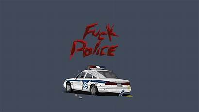 Police Fuck Flag Wallpapers Officer Iphone Sheepdog