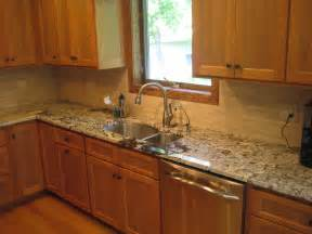 pictures of kitchen backsplashes with granite countertops paramount granite add some flavor spice to your kitchen with a bianco antico granite