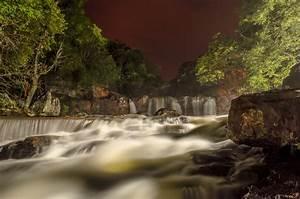 Cascade, Dark, Landscape, Nature, Outdoors, River, Rocks, Stream, Trees, Water, Waterfalls, Wallpaper