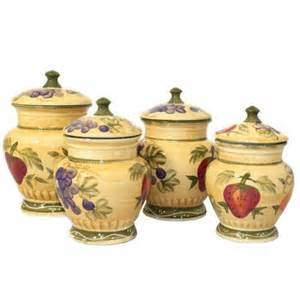 Ceramic Canisters For The Kitchen Ceramic Kitchen Canisters Ebay