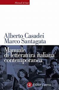 Ebook Manuale Di Letteratura Italiana Contemporanea Di