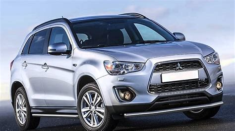 2017 Mitsubishi Asx Youtube