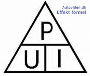 Watt Berechnen Formel : formler og formel samling ~ Themetempest.com Abrechnung