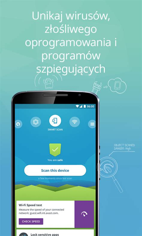 avast for android avast mobile security antivirus aplikacja android