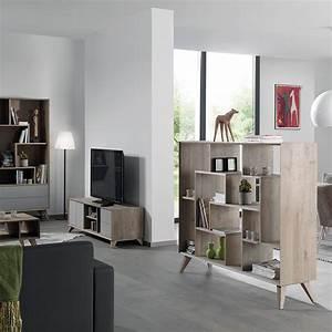 Meuble Tv Scandinave But : meuble tv scandinave inspiration d co pour le salon ~ Teatrodelosmanantiales.com Idées de Décoration