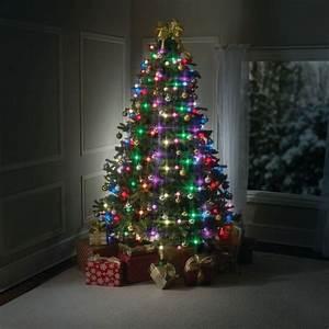 Guirlande De Photo : guirlande lumineuse sapin de no l tree dazzler trend corner ~ Nature-et-papiers.com Idées de Décoration