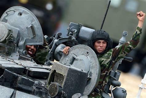 Nikaragva je zainteresirana za nakup ruskih tankov T-72B3 ...