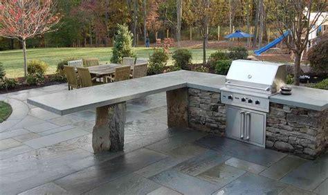 faire une cuisine d été construire une cuisine d été a velo com