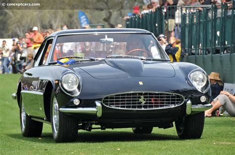 This is truly ferrari royalty. Auction Results and Sales Data for 1964 Ferrari 400 Superamerica