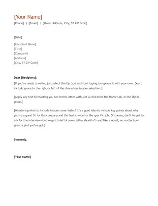 Chronological Resume Letter by Resume And Cover Letter Chronological