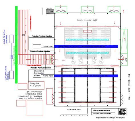 plans de masse th 233 226 tre fabrication r 233 novation salle spectacle specta concept