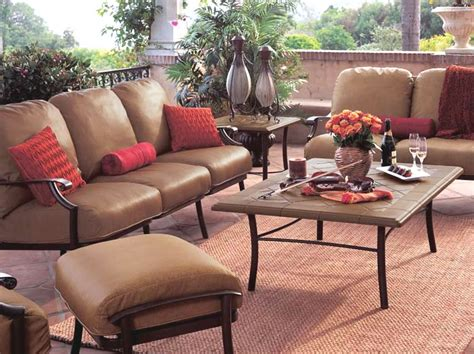 monbtreux deep seating outdoor patio furniture tropitone