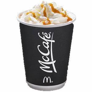 Mcdonalds Calorie Chart Calories In Mcdonald 39 S Mccafé Toffee Latte